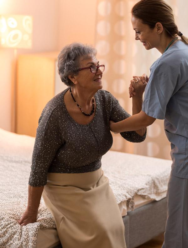 assistance personne âgée soleil a domicile seniors